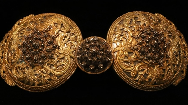Bulgarian belt buckles and the secrets they hold
