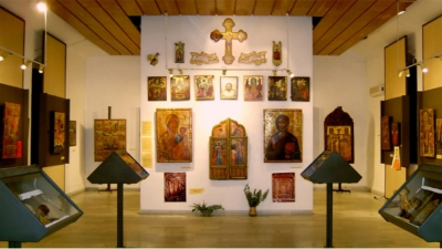 "City Art Gallery, Plovdiv opens renovated ""Icons"" exposition"