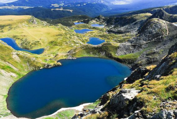 The Seven Rila Lakes