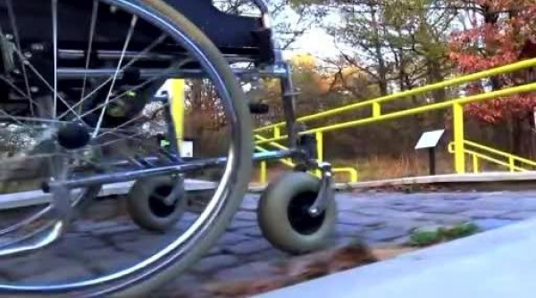 Green light: Access to the Nature for People with Disabilities