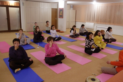 "The ""Bulgarian Yoga Association"" initiated the building of a Yoga Center in the countryside"
