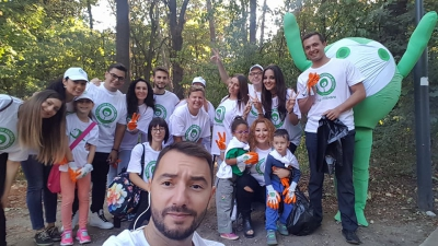 "Records in the Campaign ""Let's clean Bulgaria together"" 2017!"