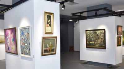 Biggest art gallery in Plovdiv welcomes its first visitors