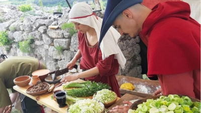 Majesty of Old Bulgarian capital city comes alive with battle reenactments and culinary surprises